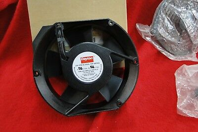 "Dayton 4WT42A - AC Axial Fan, 6"" x 6"", 239 CFM, 115 VAC, WITH GUARD, CORD"