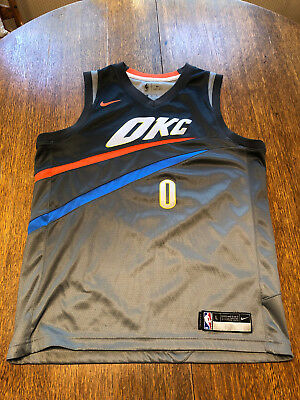 official photos 7007f d7ac0 shopping russell westbrook youth swingman jersey e24ef 765a4