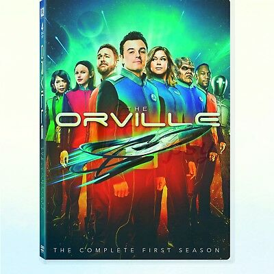 The Orville Season One 1 DVD New Sealed Seth MacFarlane