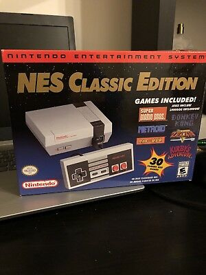 Nintendo NES Classic Edition mini add up to 1800 games *extra games not included