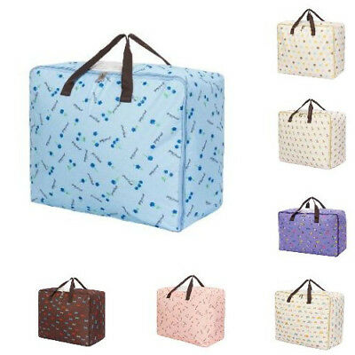 Storage Bags Foldable Buggy Picnic Traveling Blanket Toy Organizer Box Pouch