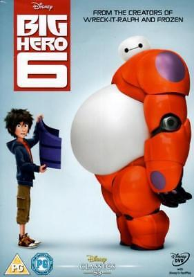 Big Hero 6 (DVD / Disney 2015)