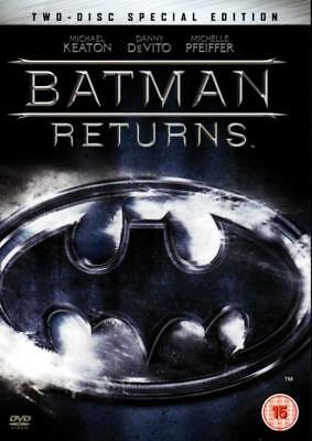 Batman Returns (2 DVD Edición Especial/Michael Keaton / Tim Burton 1992)