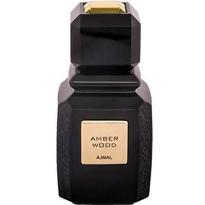 Ajmal Amber WOOD Edp 100% Authentic 10ml Fresh Decant