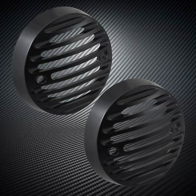 Pair Protector Indicator Turn Signal Grill Covers For Royal Enfield Classic 500