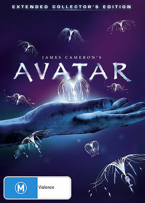 Avatar Extended Collectors Edition Dvd, 3 Disc, New & Sealed, R 4, Free Post