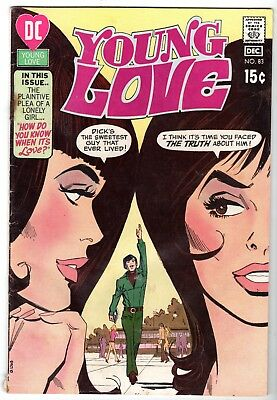 Young Love #83, Very Good - Fine Condition