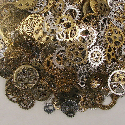 DIY Resultados de la joyeria Watch Parts Steampunk COGS Engranajes