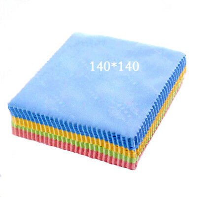 Microfibre Cleaning Wipe Cloth 10 PCS Microfibre Glasses Camera Lens Spectacle