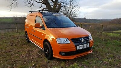 VW Caddy maxi 1968cc TDI 140bhp 2010 (NO VAT)