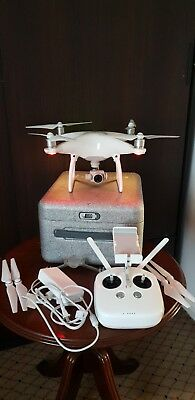 DJI Phantom 4 Drone with Remote Control 4K Camera GPS WIFI & Obstacle Avoidance