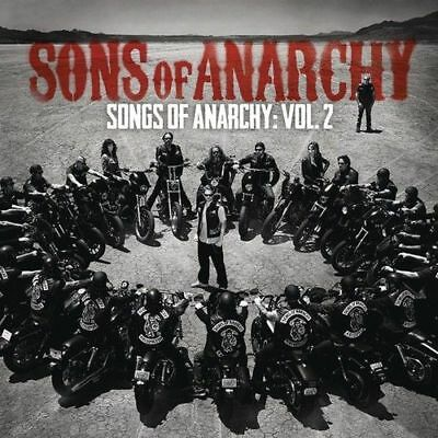 Sons Of Anarchy - Songs Of Anarchy vol 2 (Soundtrack) New & Sealed CD