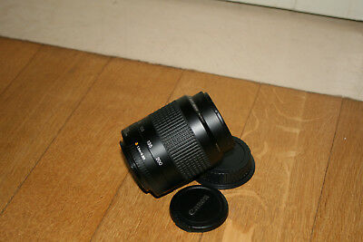 Canon EF 80/200mm f4,5-5,6 full frame Obiettivo zoom AF per fotocamere EOS