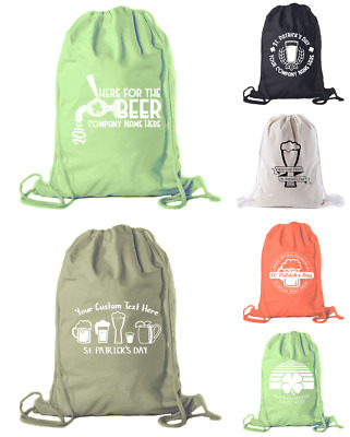 08b9369630 ... Pom Drawstring bags Cheerleader Team Cinch bag. $12.99 Buy It Now 5d  7h. See Details. Custom St Patrick's Day Backpack Personalized Drawstring  Bags, ...