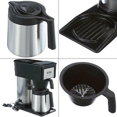 Bunn 10 Cup Home Brewer Coffee Maker Btb Velocity Brew Stainless