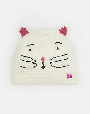 Joules Baby 125027 Character Hat in CREAM