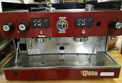 WEGA Commercial Espresso Machine-Not Working-Needs to be Fixed/PICK-UP ONLY
