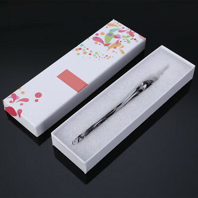 Glass Dip Pen Creative Crystal Glass Dip Pen Signature Filling Ink Fountain