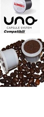 200 Cialde Capsule Caffe Cremose Uno System Indesit Kimbo Illy Espresso Kap