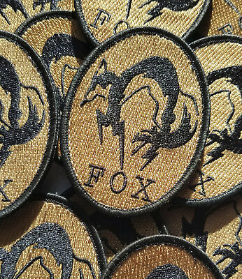 Metal Gear Solid FOX Patch Camouflage OCP Variation Morale Patches