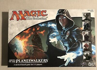 Board Game Magic The Gathering Arena of The Planeswalkers Hasbro