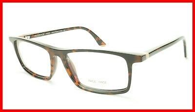 db511f414c Authentic Face A Face Allan 2 Col 2084 Tortoise Cream Eyeglasses Italy Hand  Made