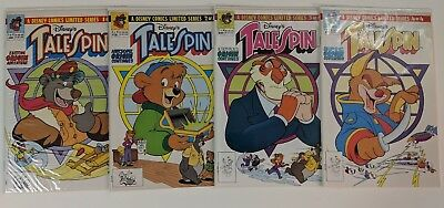 talespin complete series