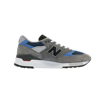 New Balance Men's Made in USA Grey/Blue M998NF