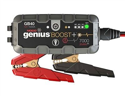 Noco Gb40 Genius Boost Pack 12V 1000A Battery Starter Jump Car Van Boat
