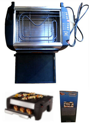 DeLonghi BQ100 Indoor Grill and Smokeless Broiler by DeLonghi