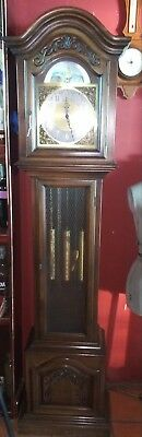 grandfather clock trend western germany