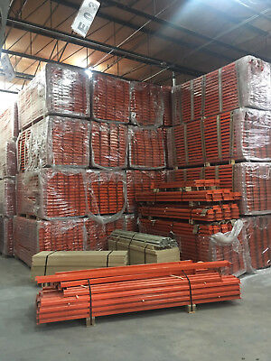 Used and New Shelving and Pallet Racking for Warehouse Storage and Stocking