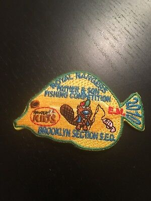 2010 Royal Rangers Brooklyn Section Spanish Eastern District Fishing patch SED