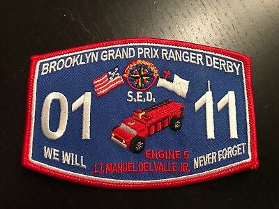 2011 Royal Rangers Spanish Eastern District Brooklyn Section Grand Derby patch