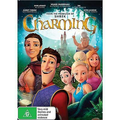 Charming Dvd, New & Sealed, 2019 Release, Free Post