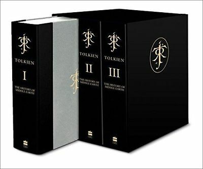 The History of Middle Earth Complete 12 vol Set by J.R.R. Tolkie DIGITAL FORMAT