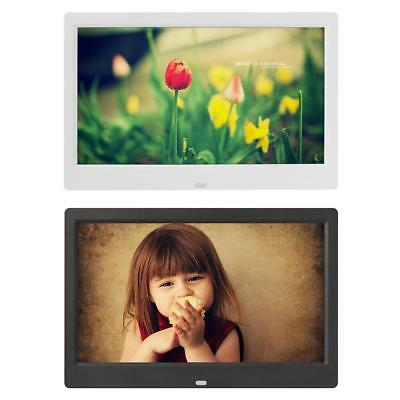"10"" 13.3"" Digital Photo Frame HD Electronic Album Picture Music Video Di C#P5"