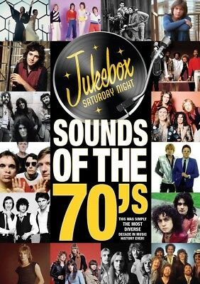 Jukebox Saturday Night – Sounds Of The 70's DVD