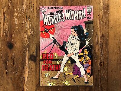 Wonder Woman  #189 DC Comics (1970) COMBINE SHIPPING See My Store -
