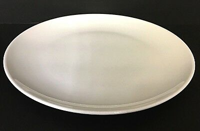 "Vintage CENTURA White by Corning Luncheon Plates 8 5/8"" READ Description"