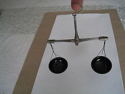 Vintage Russian Balance Scale & Weights Set