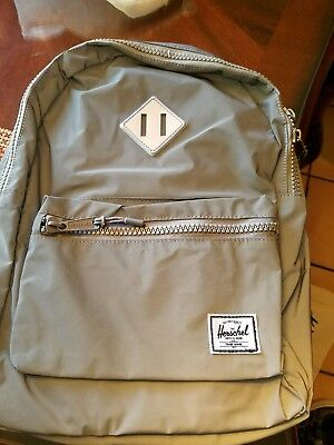 Herschel Supply Co. Kids  Heritage Youth R Children s Backpack SILVER  Reflective 2f503260cf833