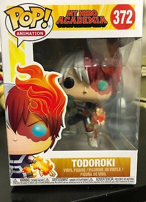 FUNKO POP!  My Hero Academia MHA - Todoroki Figure