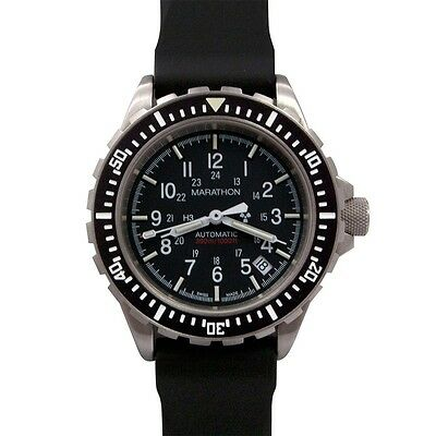 MARATHON GSAR Diver Watch Sterile Military: Newest production, 2-year warranty