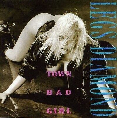 Legs Diamond - Town Bad Girl [New CD]