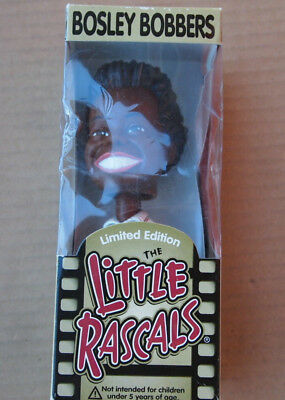 Bosley Bobbers The Little Rascals Limited Edition 2001 Buckwheat Bobblehead