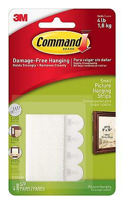 Command PH202-18NA Small Photo Hangers Decorate Damage Free, Strong and
