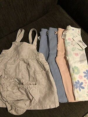 baby girls clothes Bundle 9-12 months