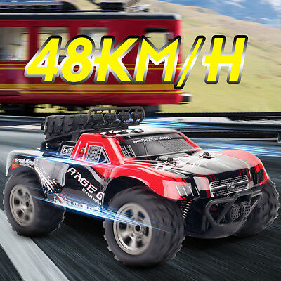 1:18/1:20 48KM/H 2.4G Remote Control Car RC Electric Monster Off Road Vehicle