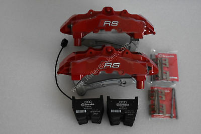 Brembo Audi TTRS 8S RS3 8v RSQ3 8 piston pot brake calipers 20.7675.02 NEW